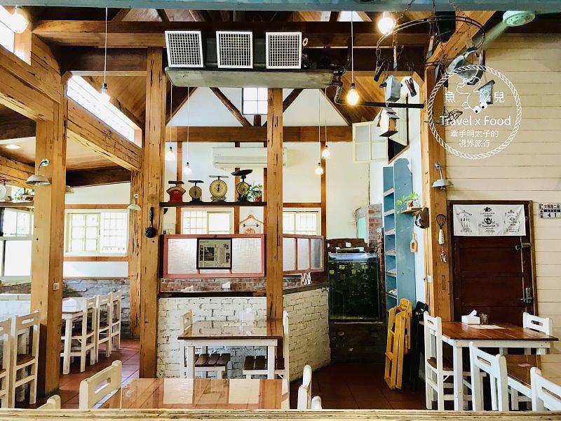 復古鄉村風裡的洋房美食:老鄰居-1911 @魚兒 x 牽手明太子的「視」界旅行