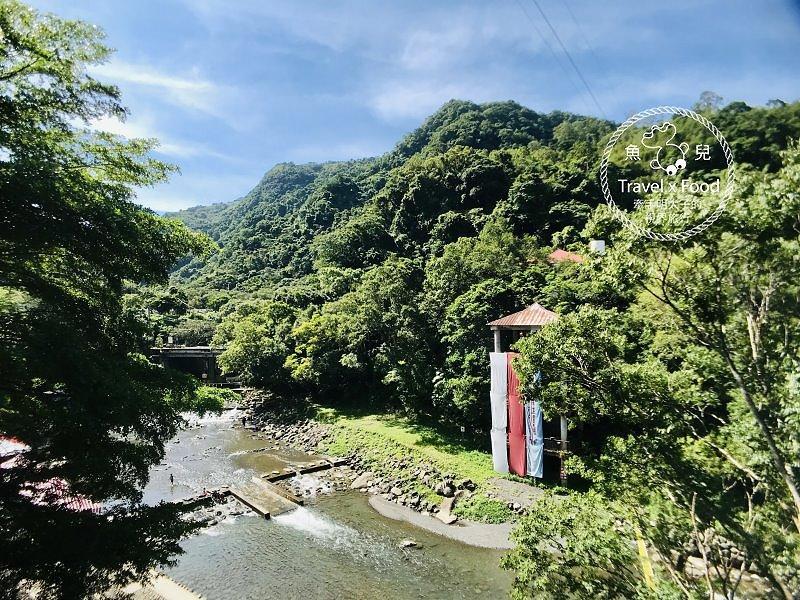 小烏來風景特定區|步道吊橋、森林浴、戲水 一日遊 @魚兒 x 牽手明太子的「視」界旅行