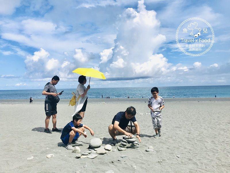 花蓮小旅行|崇德瑩農場 vs 曼波海灘 @魚兒 x 牽手明太子的「視」界旅行
