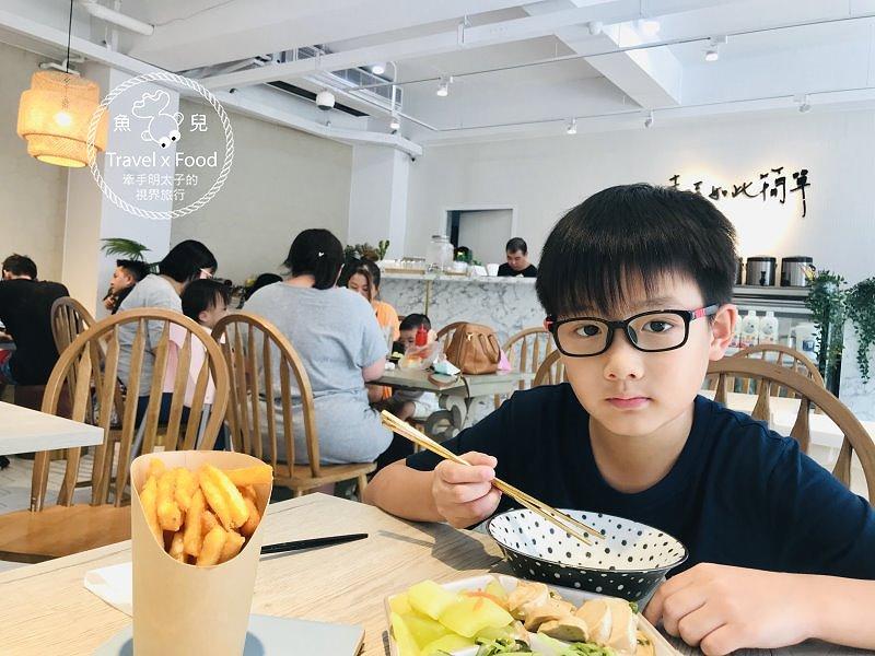 網美環境、美味餐點,輕道一聲早午安,「幸福如此簡單」 @魚兒 x 牽手明太子的「視」界旅行