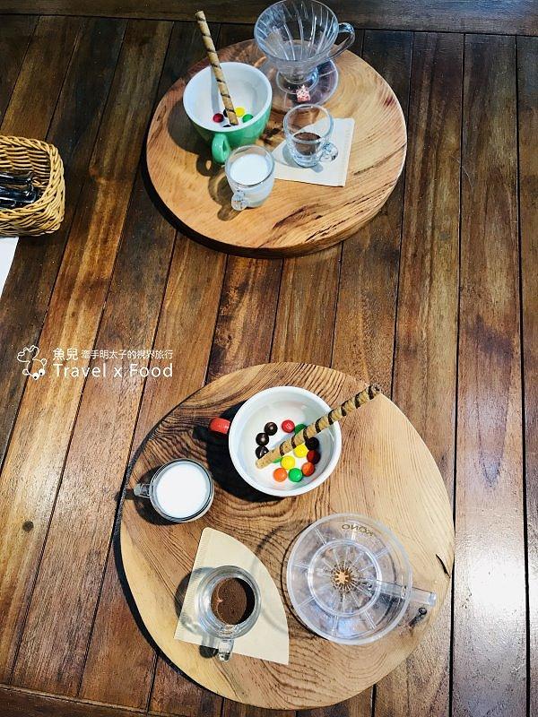 幾度咖啡莊園|精品咖啡,體驗手沖與導覽,住宿高品質,自助烤肉與美味餐點,戲水池無限暢玩!度假so easy~ @魚兒 x 牽手明太子的「視」界旅行