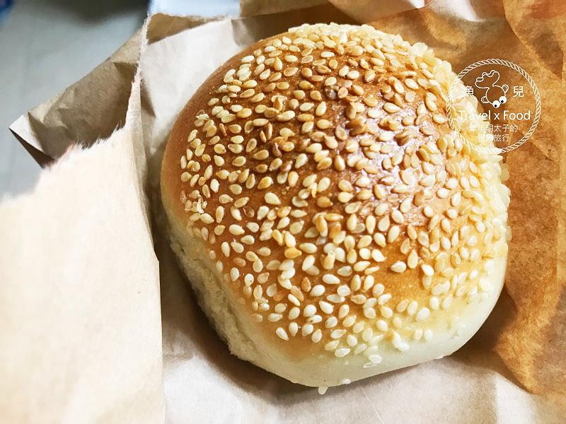 【食】桃園◆後街燒餅店 @魚兒 x 牽手明太子的「視」界旅行