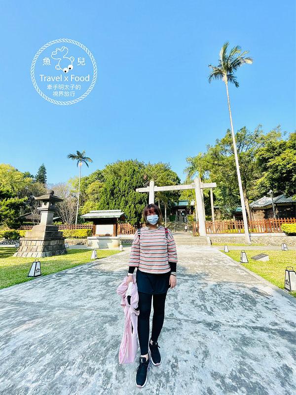 忠烈祠暨神社文化園區 全齡健走步道,好走、好散心、好休閒 @魚兒 x 牽手明太子的「視」界旅行