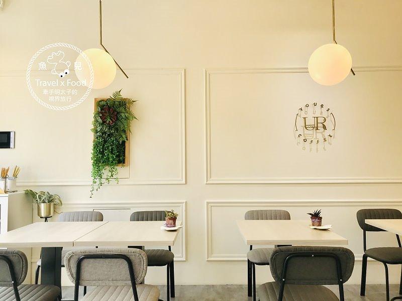 悠食咖啡 yours cafe 小清新自然風格,不限時中西式早午餐 @魚兒 x 牽手明太子的「視」界旅行