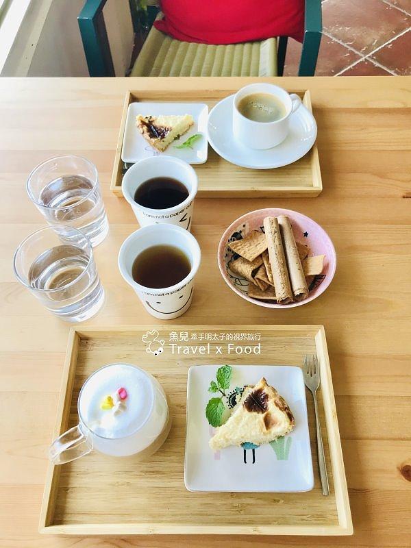 悠119客廳|隱身金瓜石的獨立小屋,是民宿也是咖啡會館,特色下午茶緩慢了時光 @魚兒 x 牽手明太子的「視」界旅行