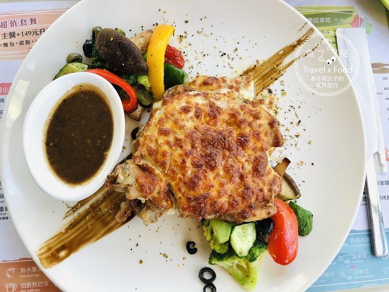 托斯卡尼尼庭園餐廳(桃園店) 義大利式的美味料理,適合聚會的用餐環境 @魚兒 x 牽手明太子的「視」界旅行