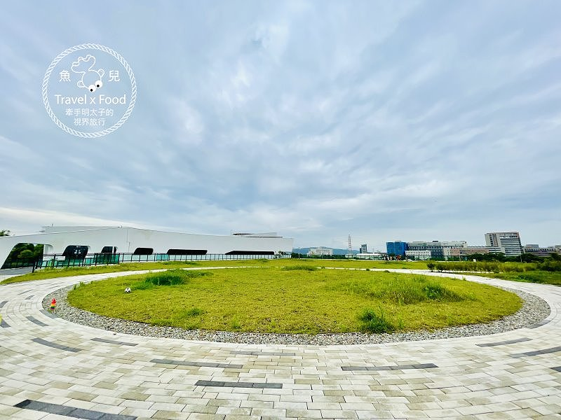 全台最美「文青水園水資源回收中心」,打造出「黑水」奇蹟,帶大家俯瞰Taipei 101 @魚兒 x 牽手明太子的「視」界旅行