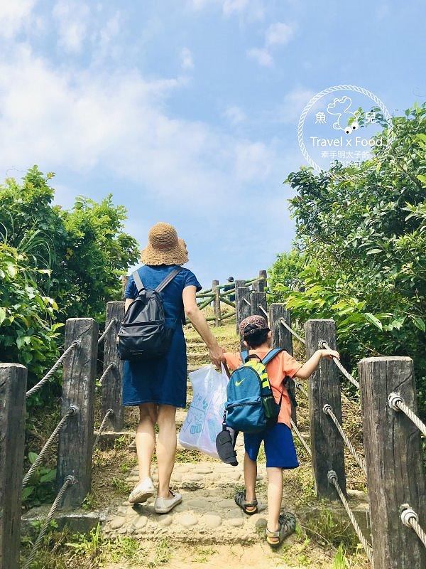 海天一色望幽谷,生鮮漁獲啖美食,山海雙路線親子一日遊 @魚兒 x 牽手明太子的「視」界旅行