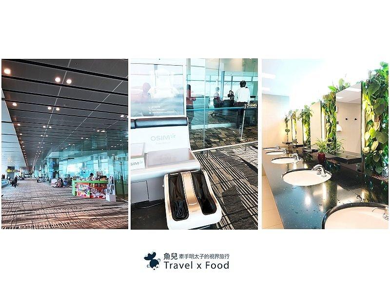 新加坡打卡熱點,四層樓高溜滑梯、室內森林與親子友善設施:樟宜機場T3 @魚兒 x 牽手明太子的「視」界旅行