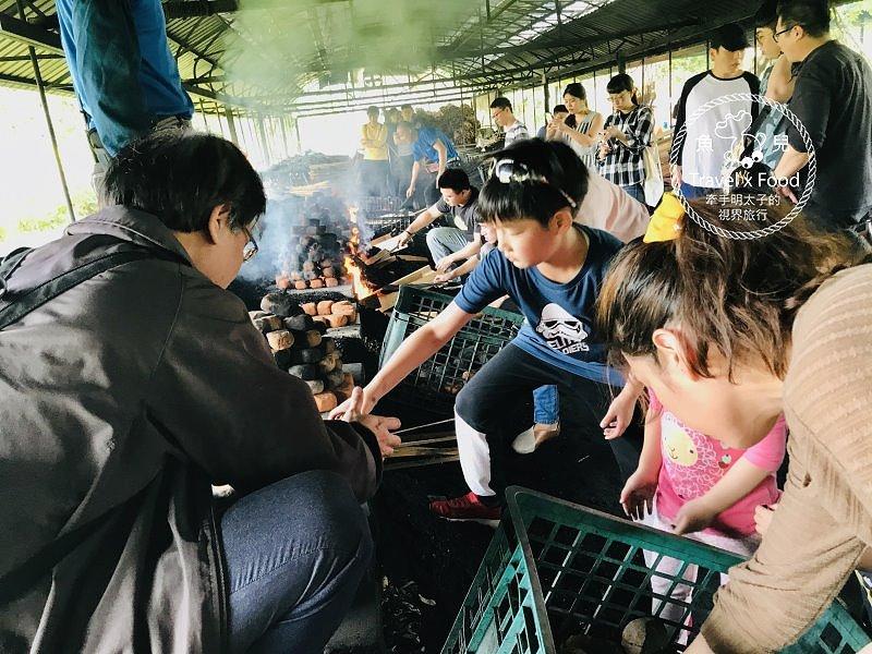 春來ㄌㄧㄠˇ,戲水、釣蝦、小火車,古早童玩玩一輪,活力健康農場控窯去! @魚兒 x 牽手明太子的「視」界旅行