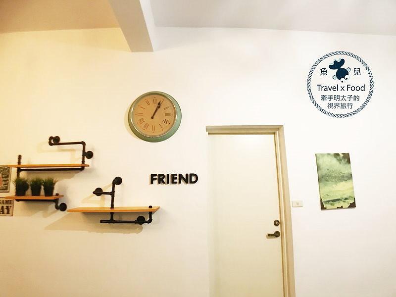 【宿】屏東.巷弄89|包棟、戲水池、烤肉BBQ與專屬車庫 @魚兒 x 牽手明太子的「視」界旅行