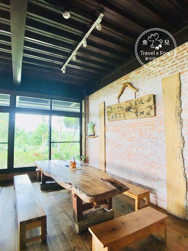 清豐濤月景觀餐廳|泡腳、賞景與美食,悠閒自在的都市邊緣 @魚兒 x 牽手明太子的「視」界旅行
