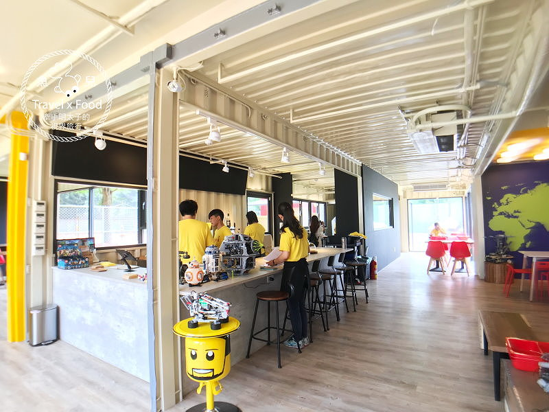 玩樂磚家|手工披薩、列車送餐服務、樂高體驗 @魚兒 x 牽手明太子的「視」界旅行
