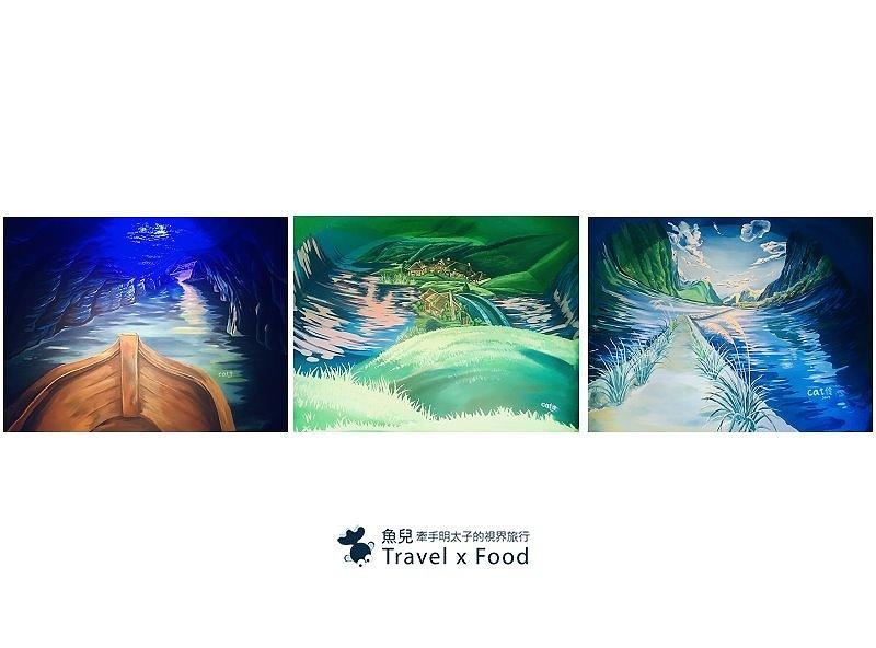 浮誇粉嫩版~兔子迷宮礁溪浴場|午茶喔伊係,網美集散地,拍好拍滿真有趣 @魚兒 x 牽手明太子的「視」界旅行