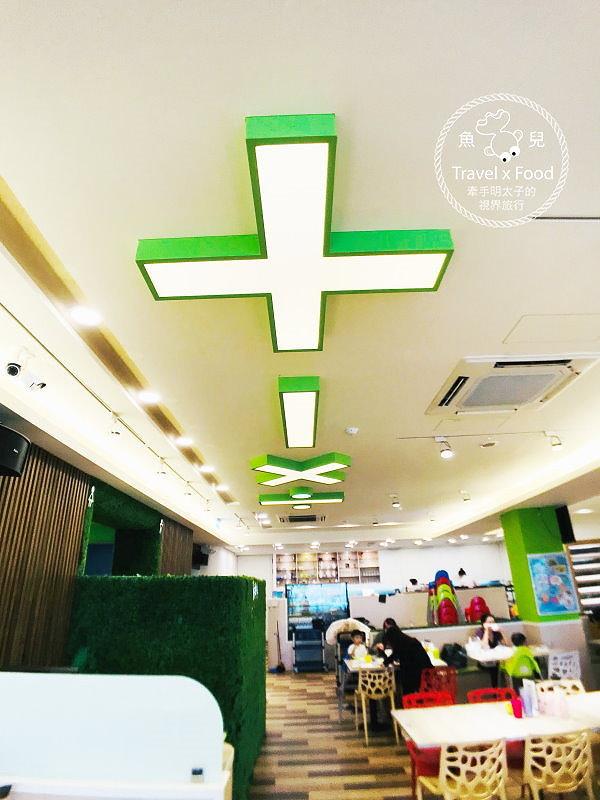 【食】台南◆童樂島親子餐廳(府城店)|大空間+大球池,孩子瘋狂玩,父母輕鬆食 @魚兒 x 牽手明太子的「視」界旅行