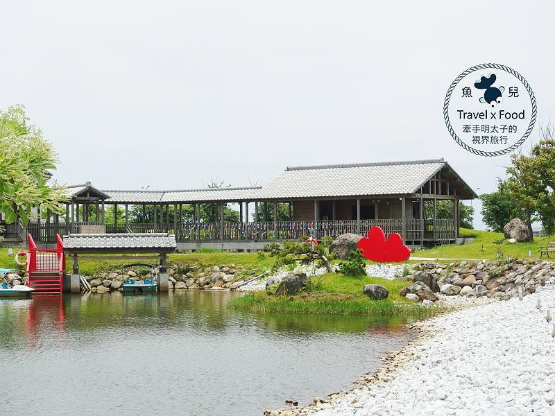 綠舞國際觀光飯店|(全台唯一)日式主題園區 x 日式庭園渡假飯店 @魚兒 x 牽手明太子的「視」界旅行