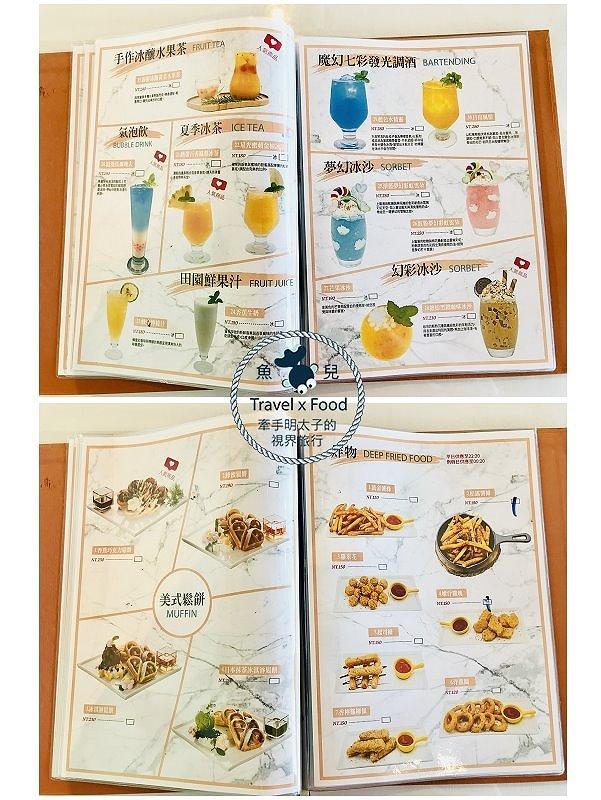 【食】新竹◆薇絲山庭景觀咖啡廳|網美網帥一日拍照基地,白天到夜晚一次拍個夠! @魚兒 x 牽手明太子的「視」界旅行