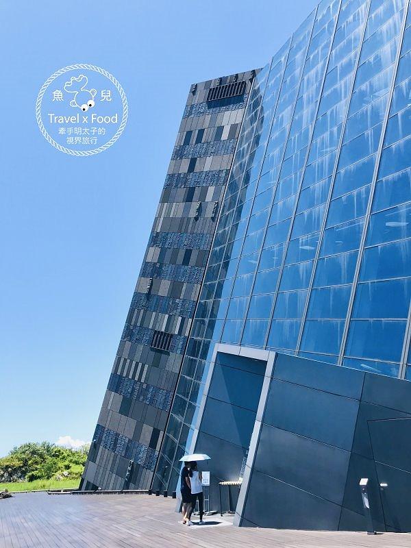 特色建築,長知識的文青基地,探索宜蘭的窗口:蘭陽博物館 @魚兒 x 牽手明太子的「視」界旅行