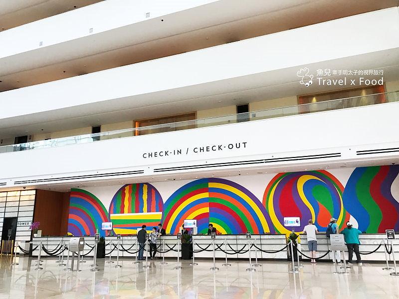濱海灣金沙酒店|比747客機還長,無邊際空中泳池豪華氣派有如巨大飛船 @魚兒 x 牽手明太子的「視」界旅行