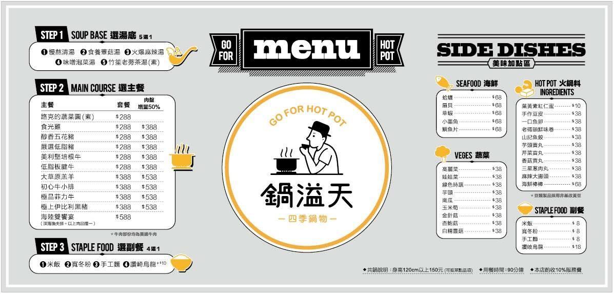 Go for HOT POT|高CP值的新鮮美味,母湯小熊是驚喜! @魚兒 x 牽手明太子的「視」界旅行