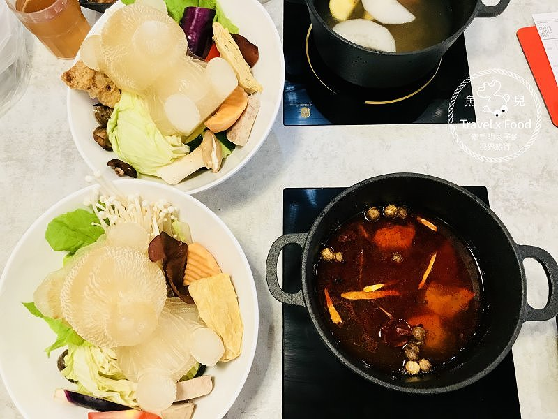 【食】桃園◆鍋溢天 Go for HOT POT – 高CP值的新鮮美味,母湯小熊是驚喜! @魚兒 x 牽手明太子的「視」界旅行