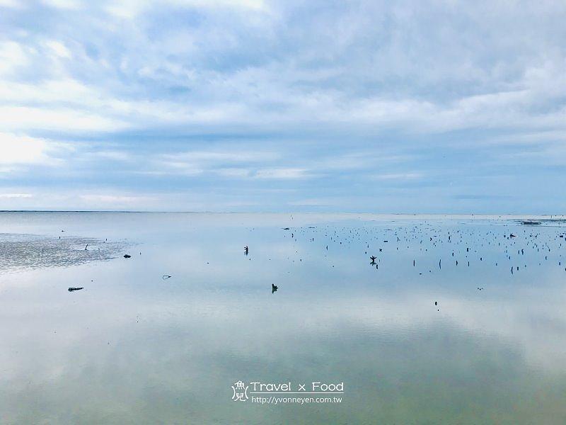 香山濕地|潮間帶最完善的石滬步道,我們與招潮蟹最近的距離,最棒的大自然教室! @魚兒 x 牽手明太子的「視」界旅行