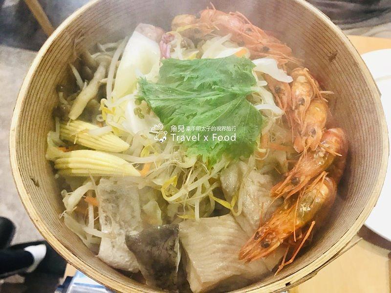 鹿野土雞鍋|簡單蒸炊工法,吃出天然好味道 @魚兒 x 牽手明太子的「視」界旅行