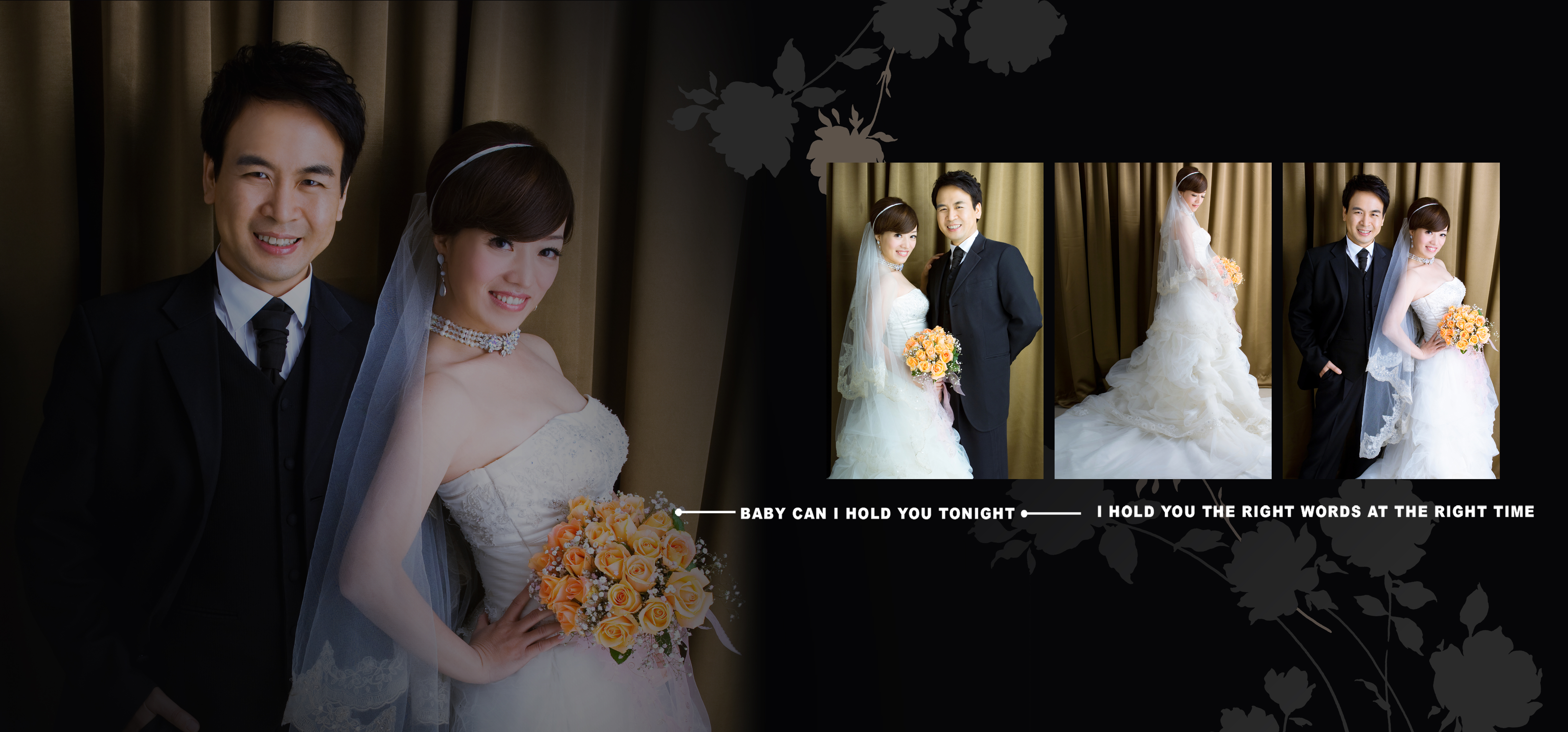 【攝】不一樣婚紗 @魚兒 x 牽手明太子的「視」界旅行