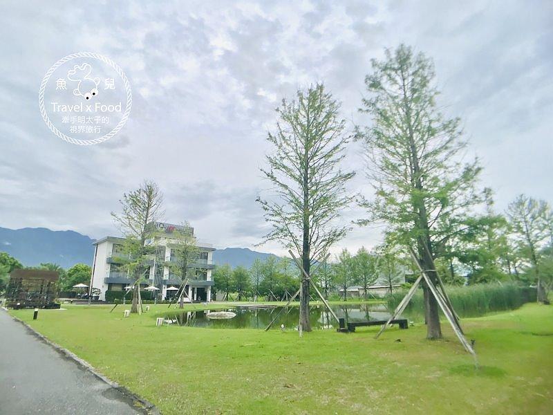 193線花園民宿|景觀房、大空間、戲水池,靜謐的夜伴你入眠 @魚兒 x 牽手明太子的「視」界旅行