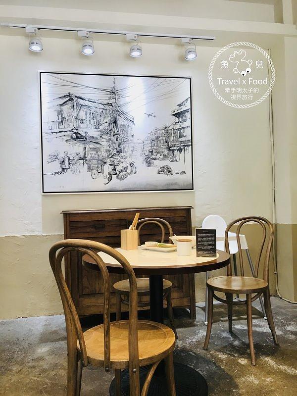 泰國傳統水上美食:MUSA 泰國船麵,價格親民,中泰混血黑湯打遍天下無敵手! @魚兒 x 牽手明太子的「視」界旅行