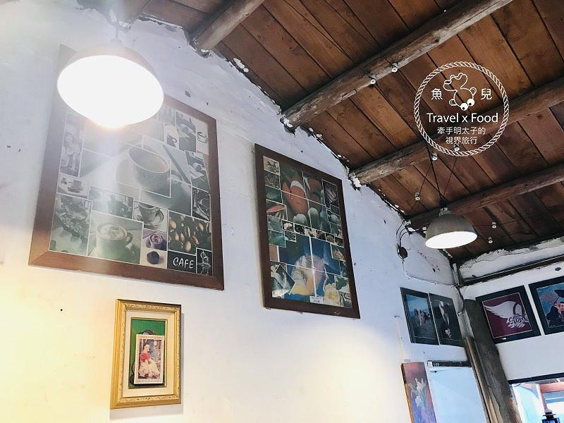 金瓜石特色咖啡館 ABOUT CAFE' @魚兒 x 牽手明太子的「視」界旅行
