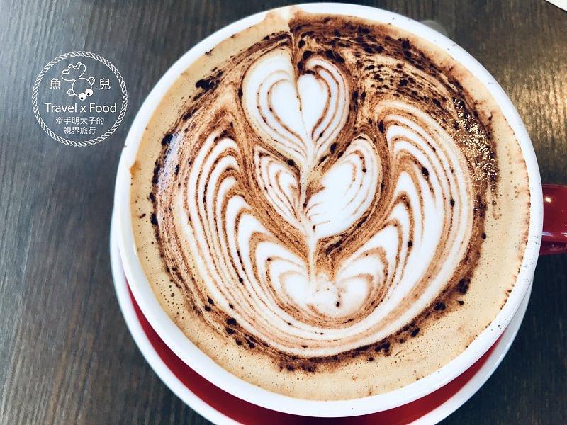 柔和音樂與咖啡香,與 Jo's Corner Cafe' 來一場浪漫的邂逅 @魚兒 x 牽手明太子的「視」界旅行