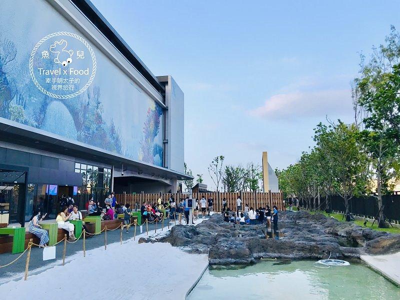 模擬環境溫濕度、氣味與聲音,日本八景島團隊跨海打造,全台首座日系都會型水族館:X PARK 都會型水生公園 @魚兒 x 牽手明太子的「視」界旅行